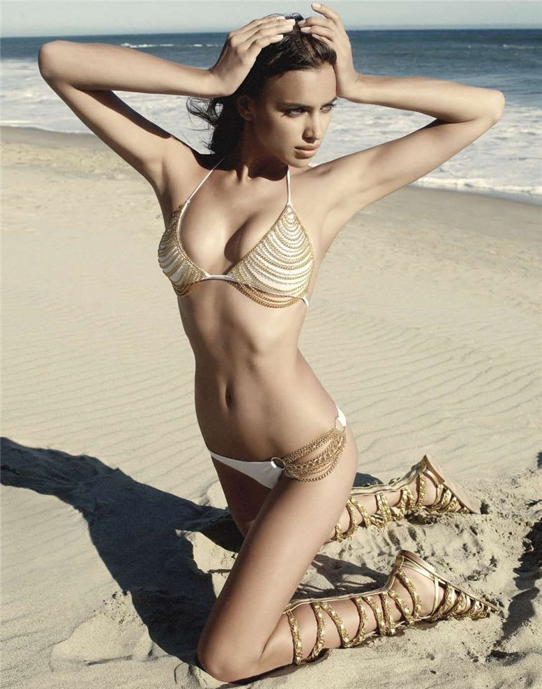 Irina Sheik - Beach Bunny Swimwear Collection 2010