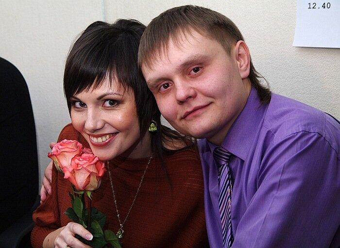 Олеся и Михаил Морозовы