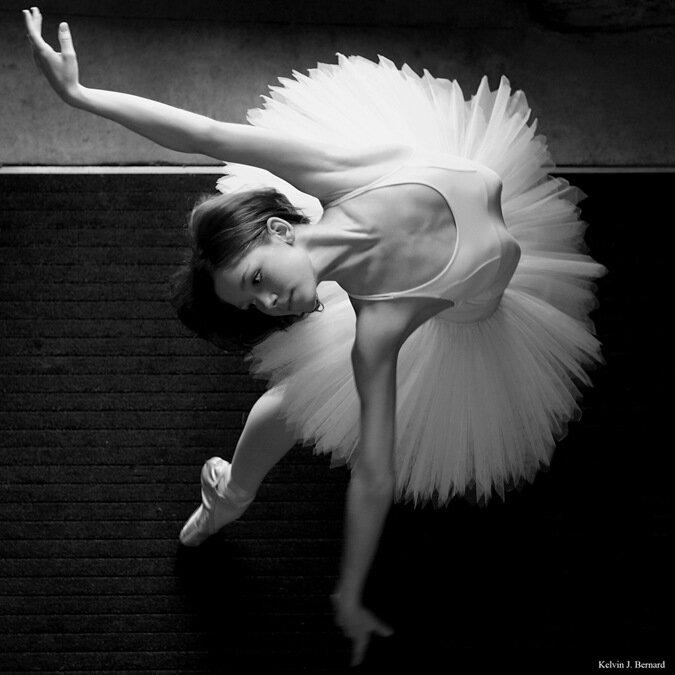 Очарование черно-белых фотографий