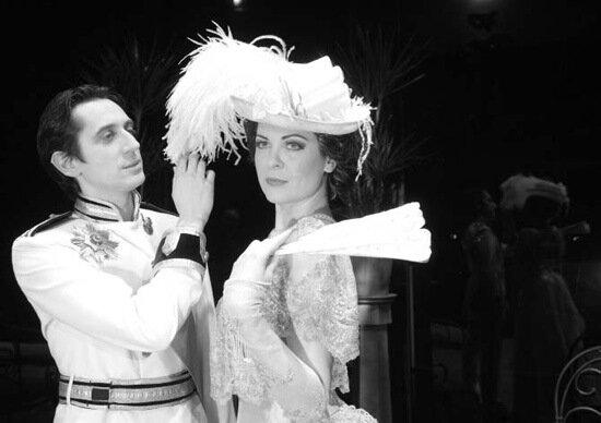 Hana ir Danila – aktoriai Raminta Vaicekauskaitė ir Raimondas Baranauskas.