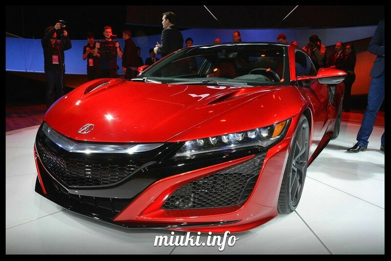 Acura (Акура) - японско-американская марка элитных автомобилей