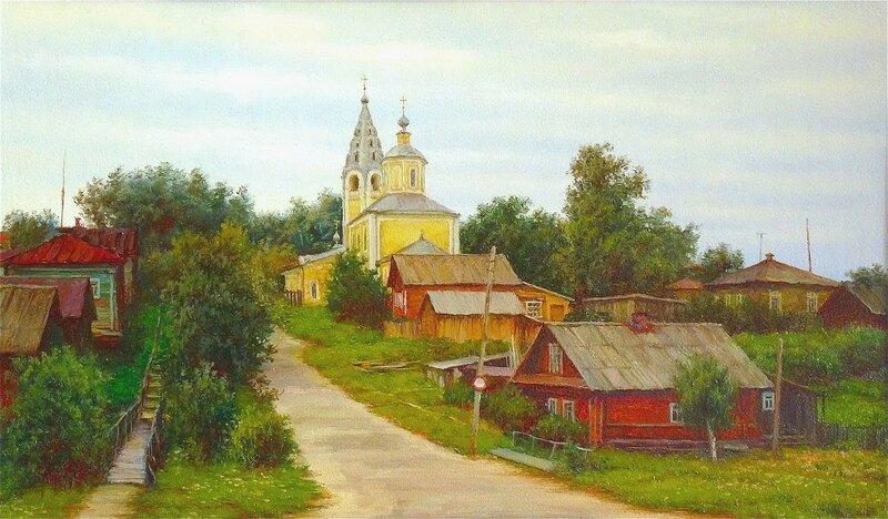 Олег Анастасов. Чухлома
