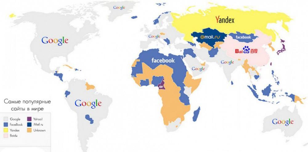 Кто по мнению большинства населения каждой страны представляет наибольшую опасность мировому со