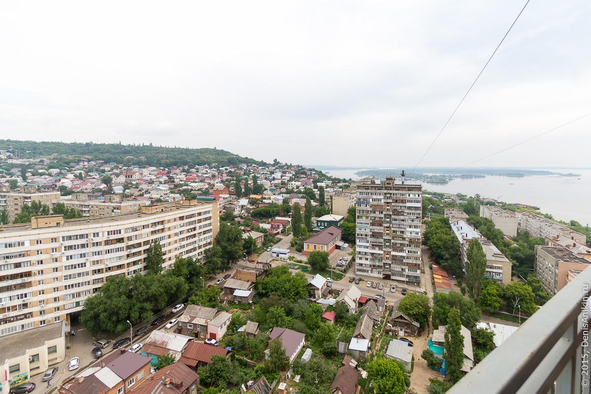Саратов панорама крыша 3