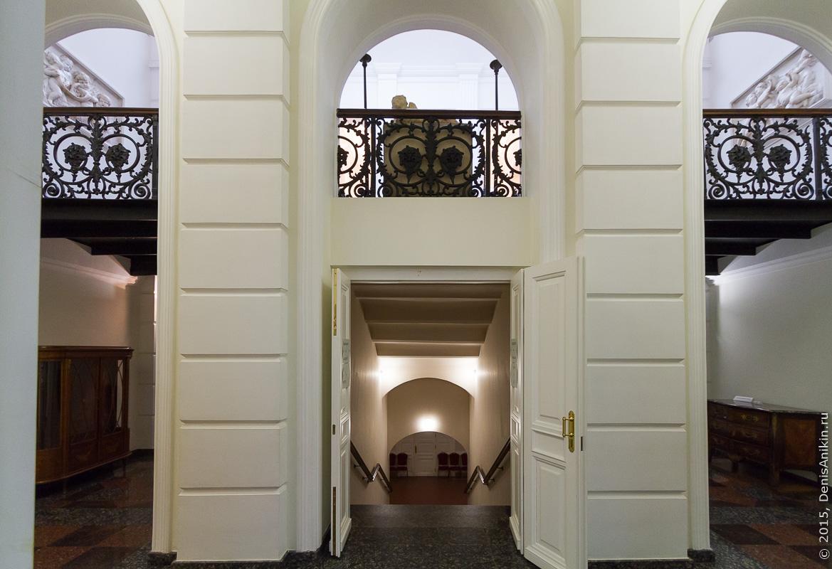 Художественный музей Радищева интерьер 25