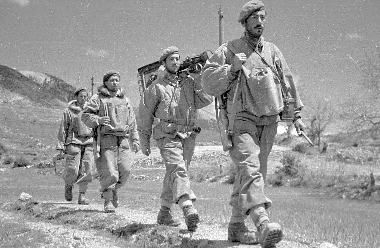 1948. Греческие командос