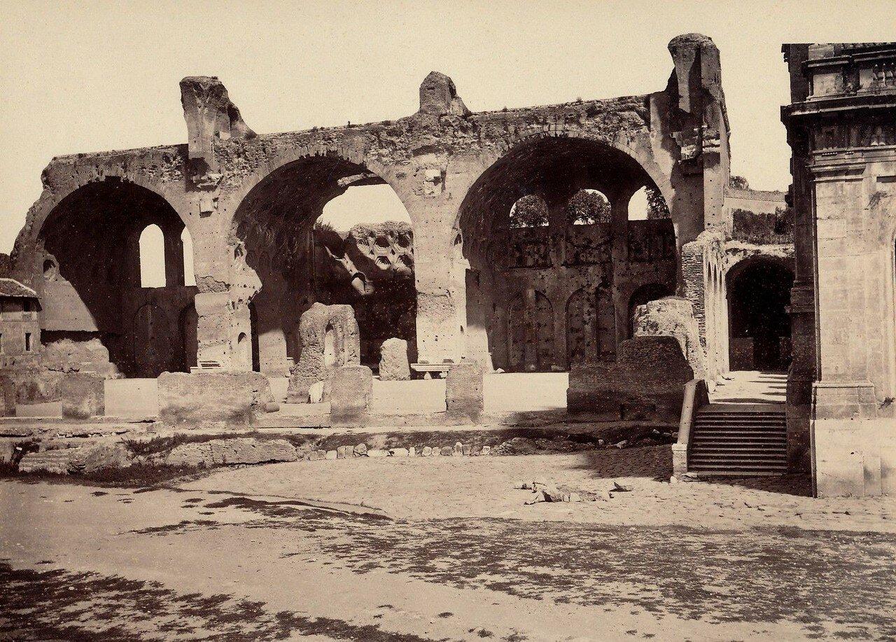 Храм Мира (Форум Веспасиана)