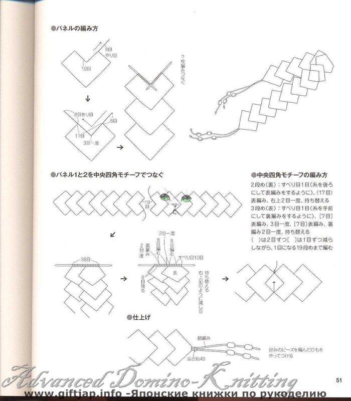 вязание спицами -супер техника