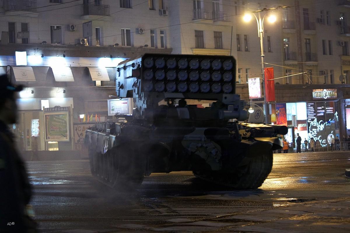 Репетиция военного парада 2010-04-29