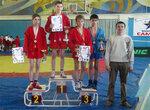 призёры вк до 39 кг