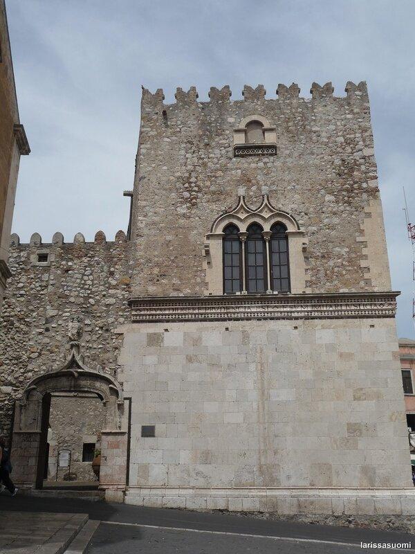 La Torre Araba.