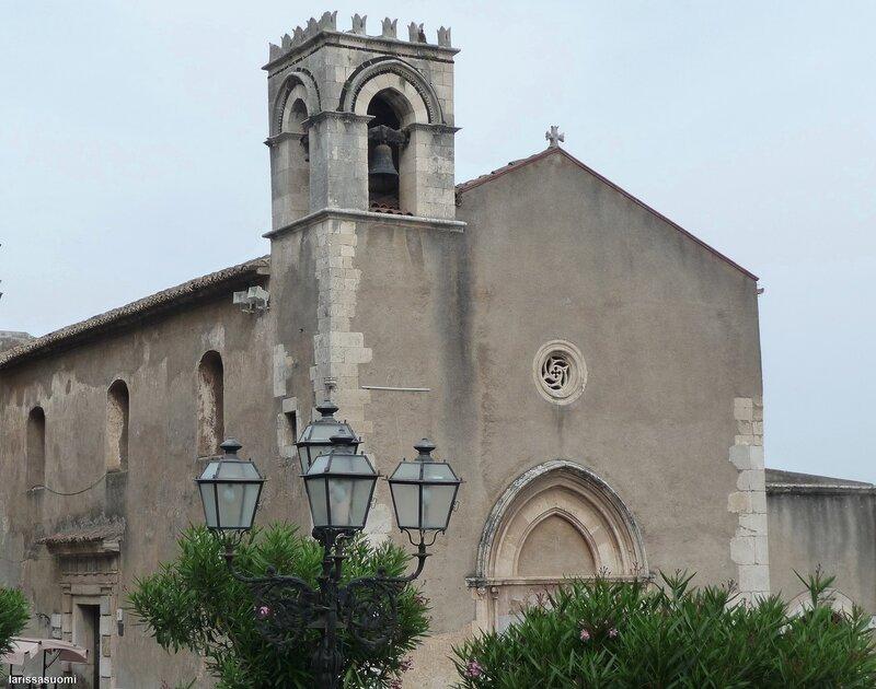 Бывшая церковь Св. Августина.