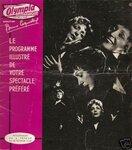 Афиши- Les affiches avec Edith Piaf, программки