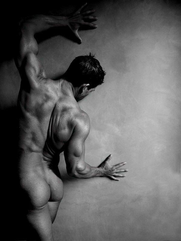 Мужчины фото арт ню