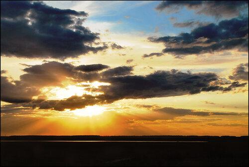 небо Казахстана-1