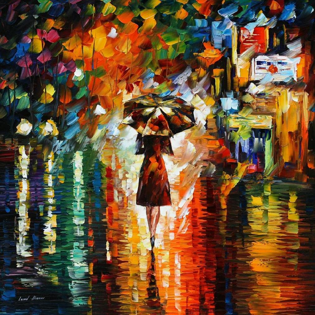 Rain princess. Принцесса дождя.