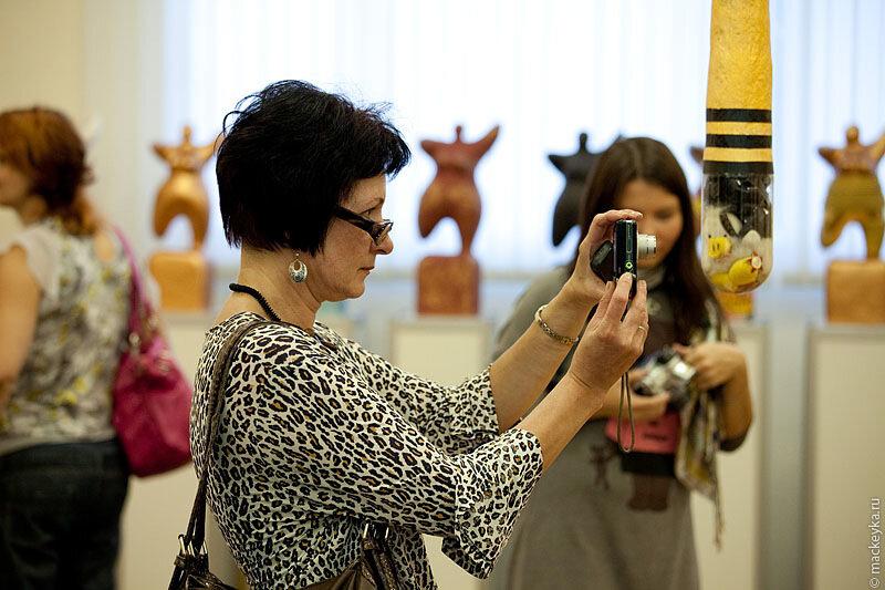 открытие выставки Сайгона