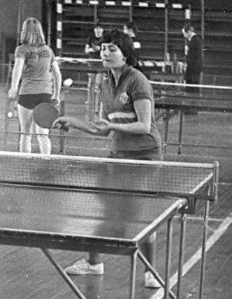 Игроки юношеского настольного тенниса России (70-80х)