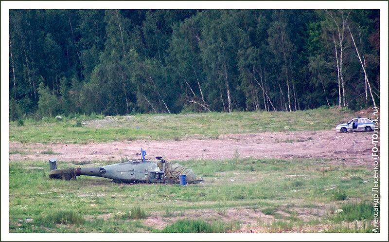 падение вертолета касатки