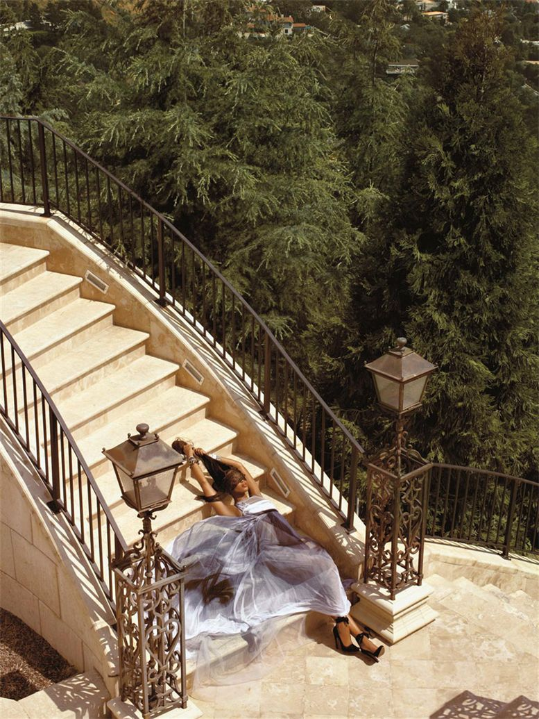 Наоми Кэмпбелл / Naomi Campbell by Steven Meisel