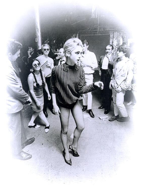 Эди Сэджвик (Edie Sedgwick) – Муза 60-х