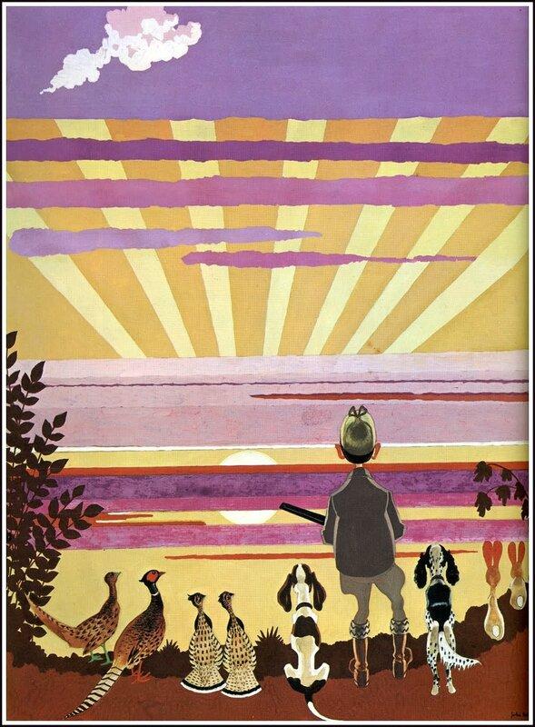 "иллюстрации к журналу ""life"" John Held Jr"