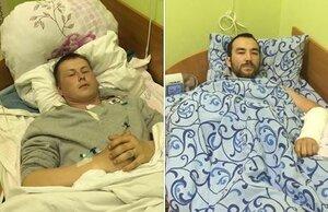 Россия отреклась от задержанных в Украине спецназовцев