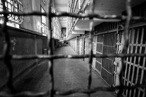 Заключенный, сбежавший из-под стражи, задержан