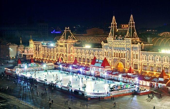Во сколько обойдутся новогодние каникулы в Москве