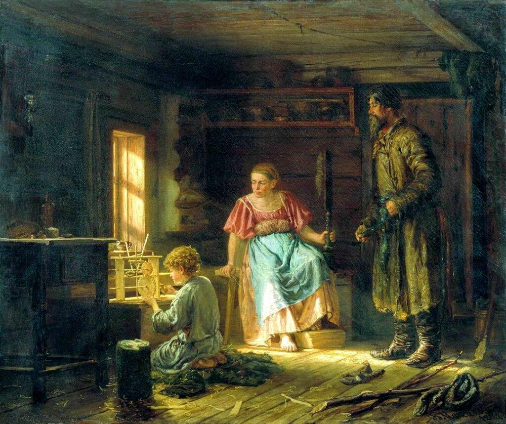Мальчик-механик. 1871