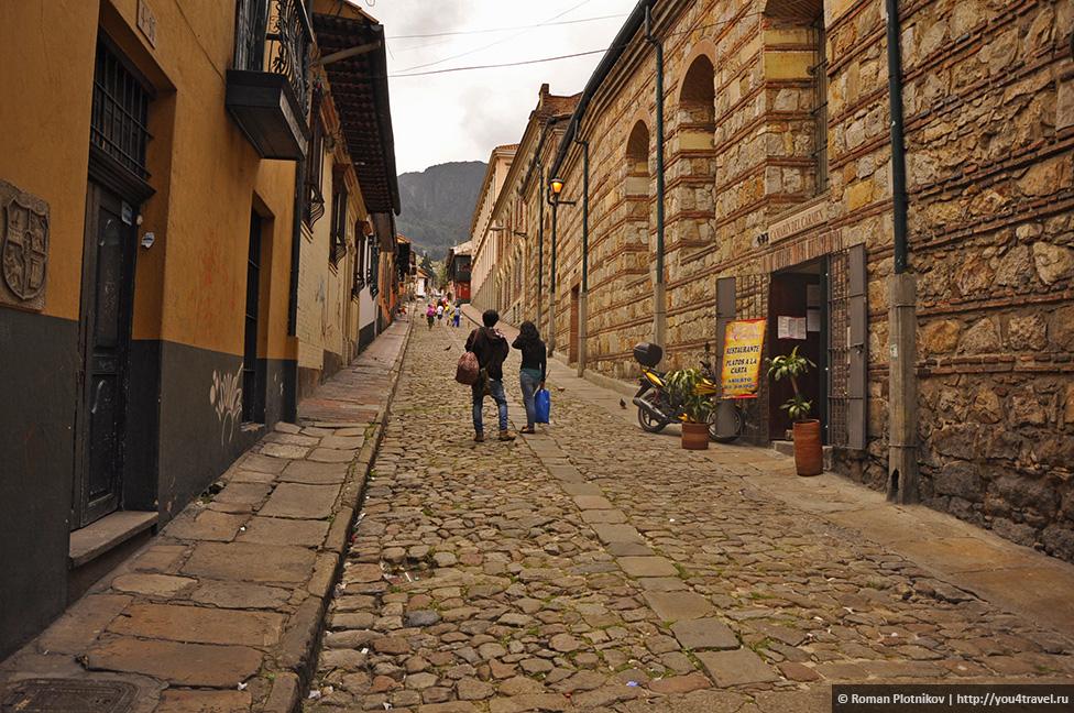 0 177d97 1c96f4f orig День 201 202. Охота за туристической картой Боготы и многочасовые прогулки по историческому району Ла Канделария   La Candelaria