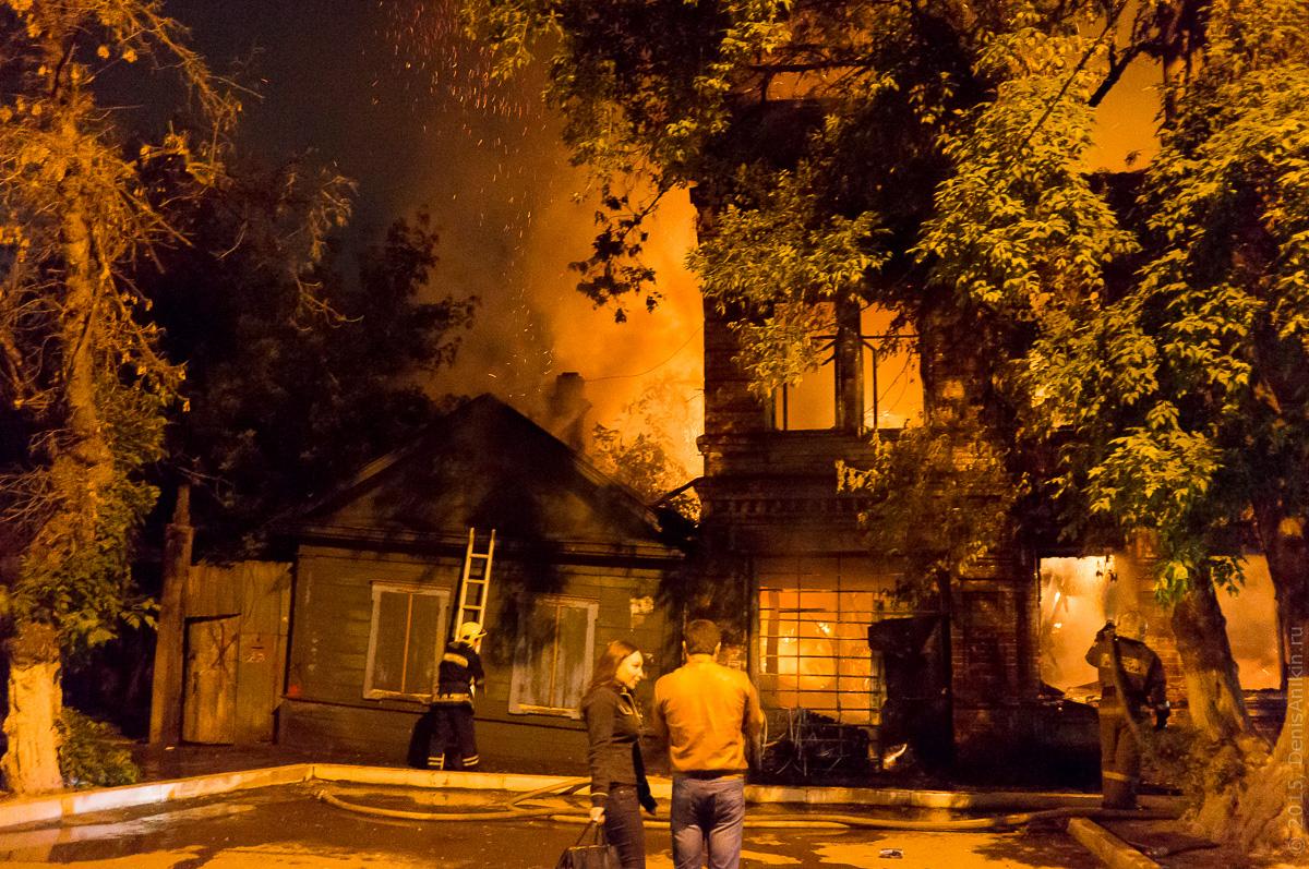 пожар саратов 7 июня 2015 6