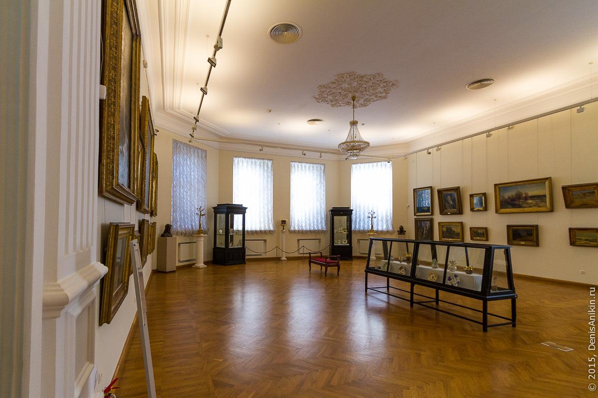 Художественный музей Радищева интерьер 17