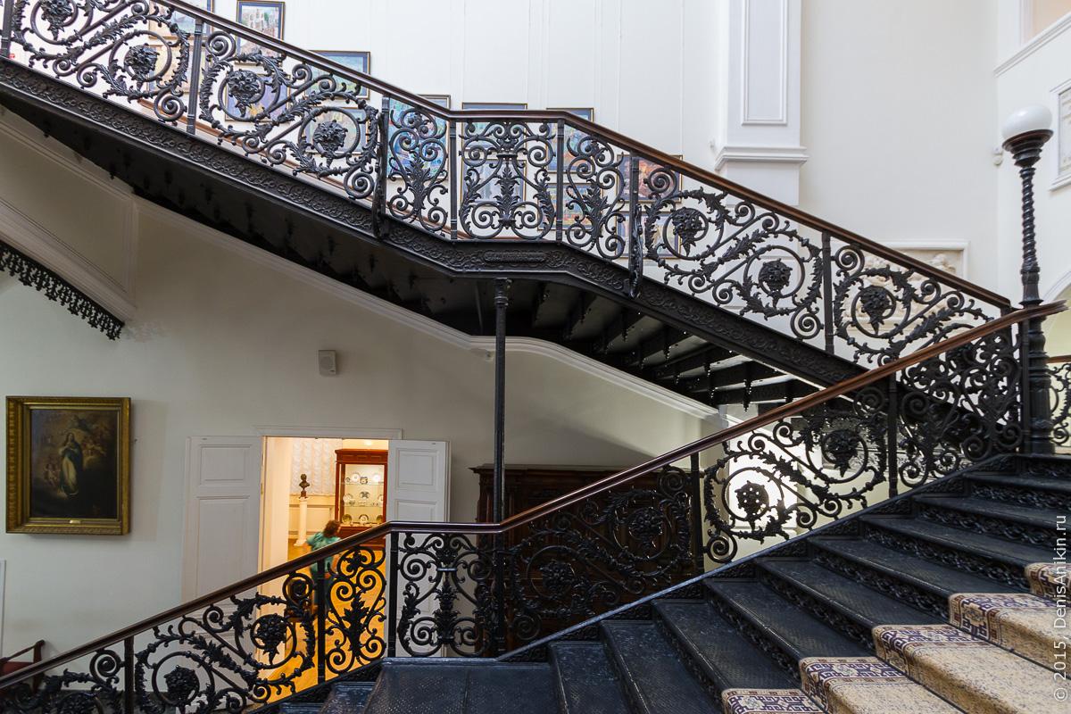 Художественный музей Радищева интерьер 42