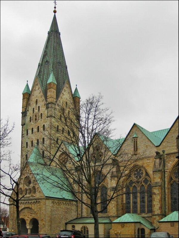 Кафедральный собор Падерборна, Падерборн
