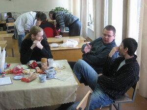 Арсен и Роман обсуждают судьбы сайта и форума.