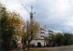 Строительство дома по адресу Победы, 2а. Начало девяностых (?)