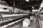 Прядильный цех фабрики