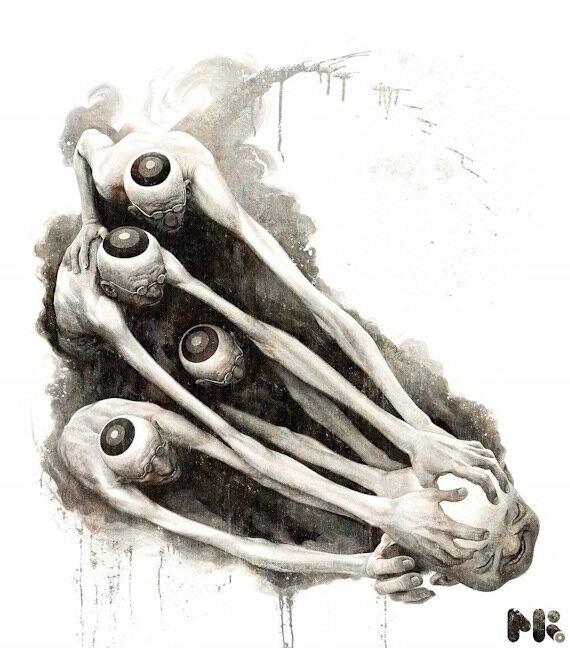 Михаэль Куше. Иллюстрации