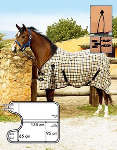 Вальтрап для лошади выкройки
