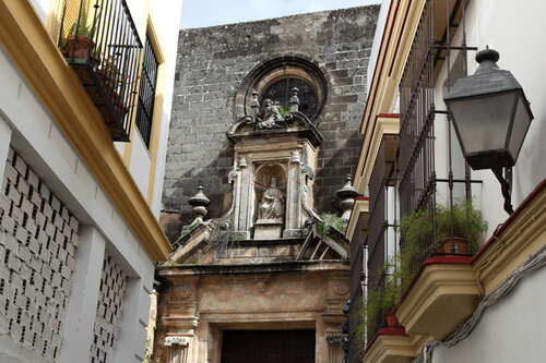 церковь Сан Маркос