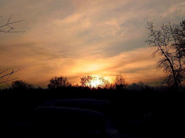 Солнце встало!