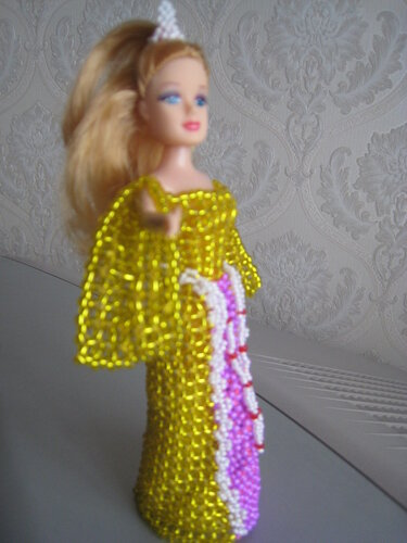 куклы. одежда для кукол. бисероплетение. ручная работа.
