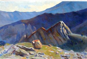 Выставка картин Тилькиева В.А. (10)