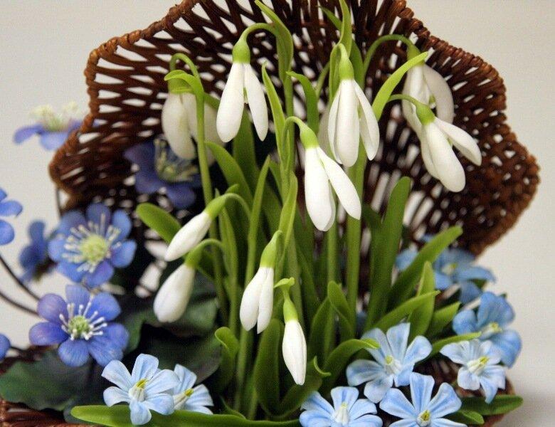 Цветы из керамики.  Полностью ручная работа.  Искусство керамической флористики.  Fleur-Group.  Цветы из керамики.