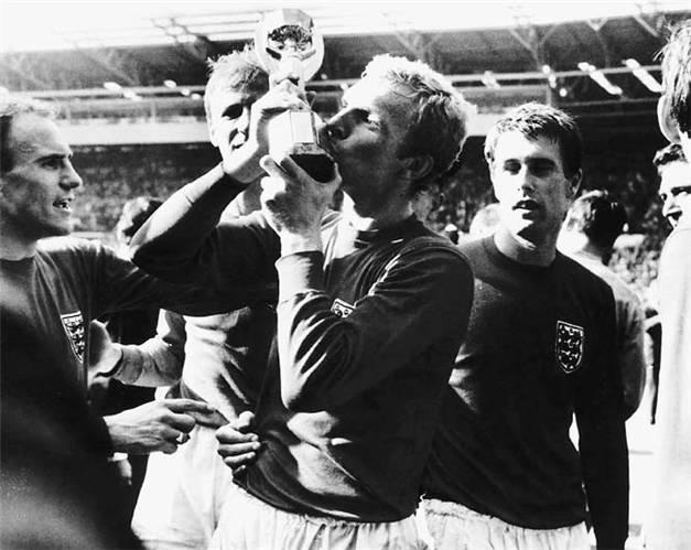 Groups of Death in Football World Cup History / группы смерти в истории Чемпионатов Мира по футболу / 1966