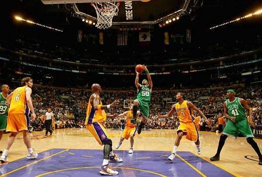 2000s Top 10 NBA Games - Celtics - Lakers 97-91 / 4-я игра Финала НБА 2008