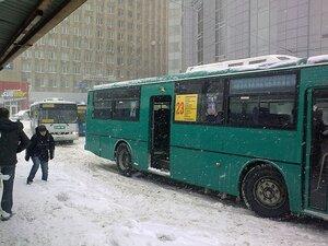 Во Владивостоке возникли перебои в работе общественного транспорта