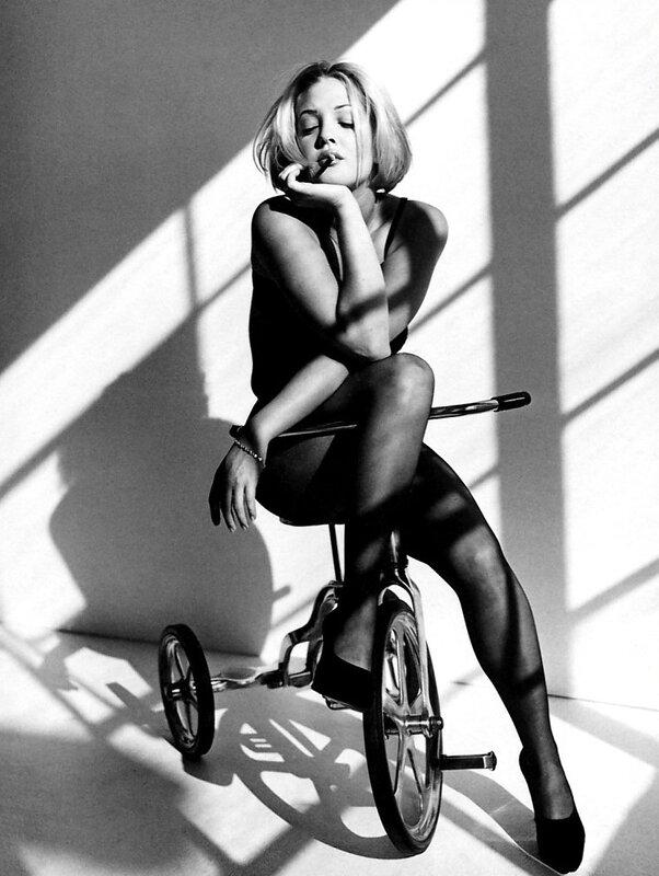 черно-белые эротическое фото  photographer Sante D 'Orazio