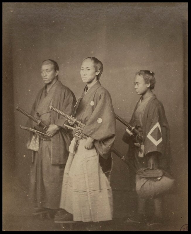 KIMBEI Kusakabe.Old Japanese Photographs